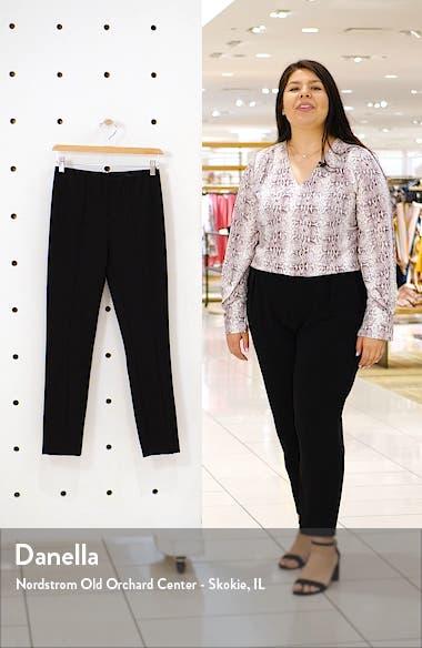 Simone Snap Cuff Pants, sales video thumbnail