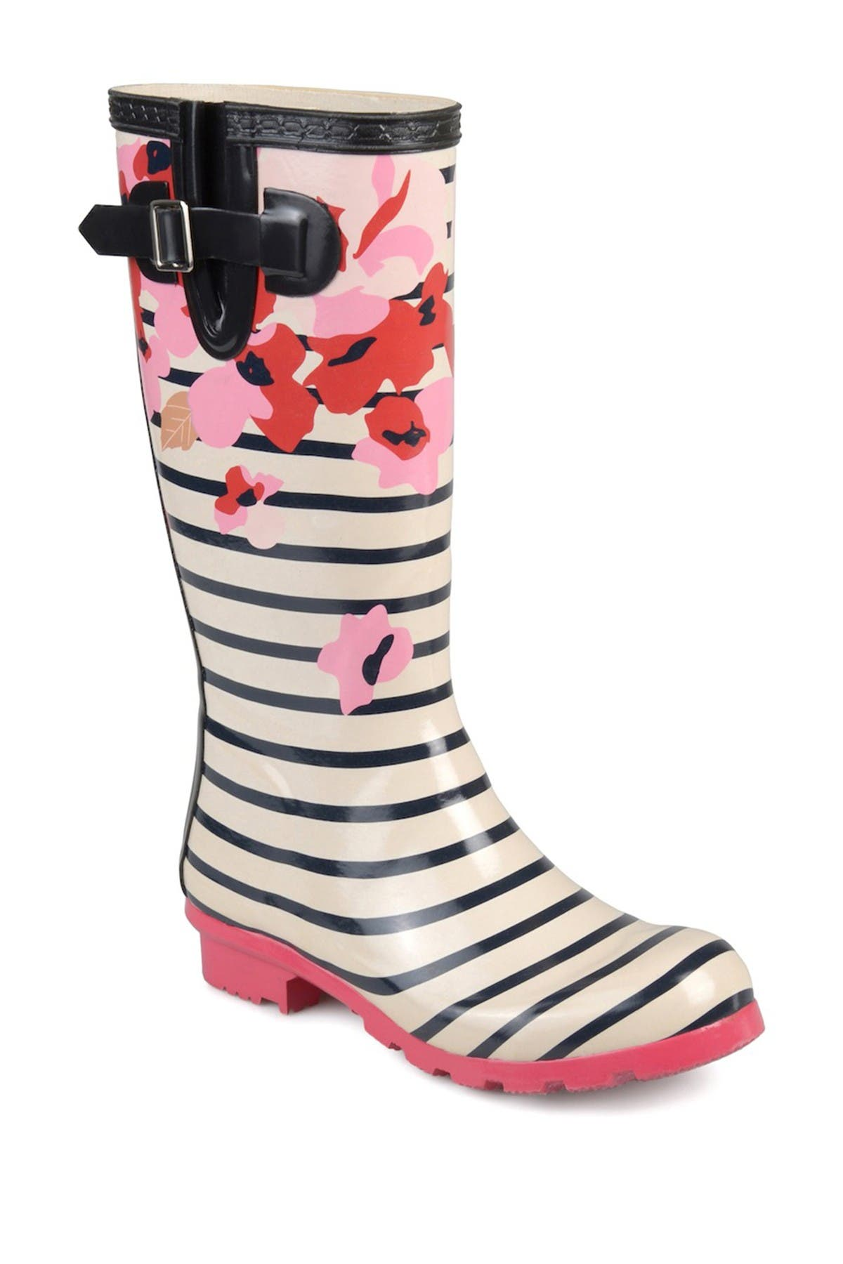 Image of JOURNEE Collection Misty Water Resistant Tall Boot