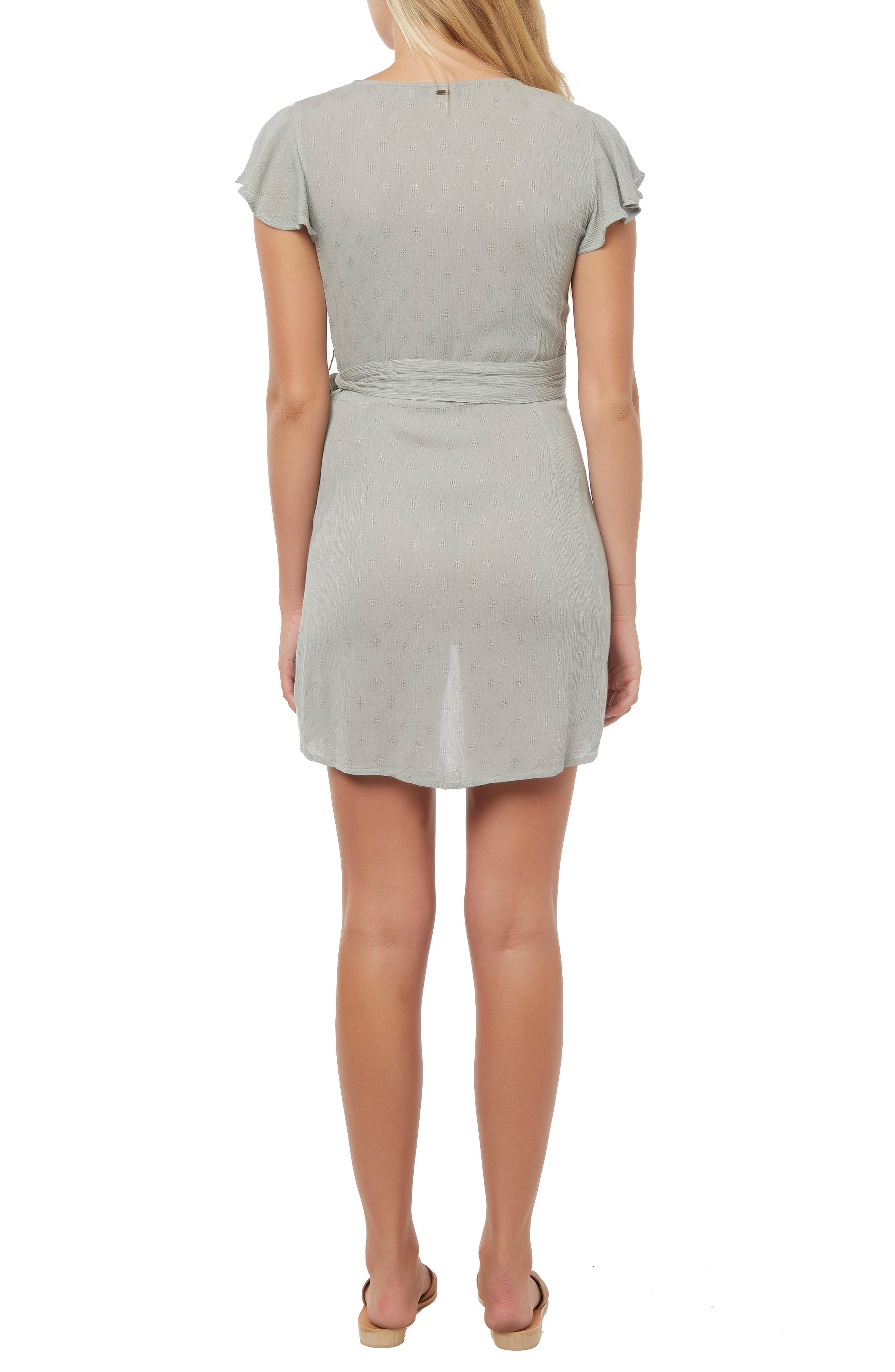 ,                             Maureen Wrap Dress,                             Alternate thumbnail 2, color,                             305