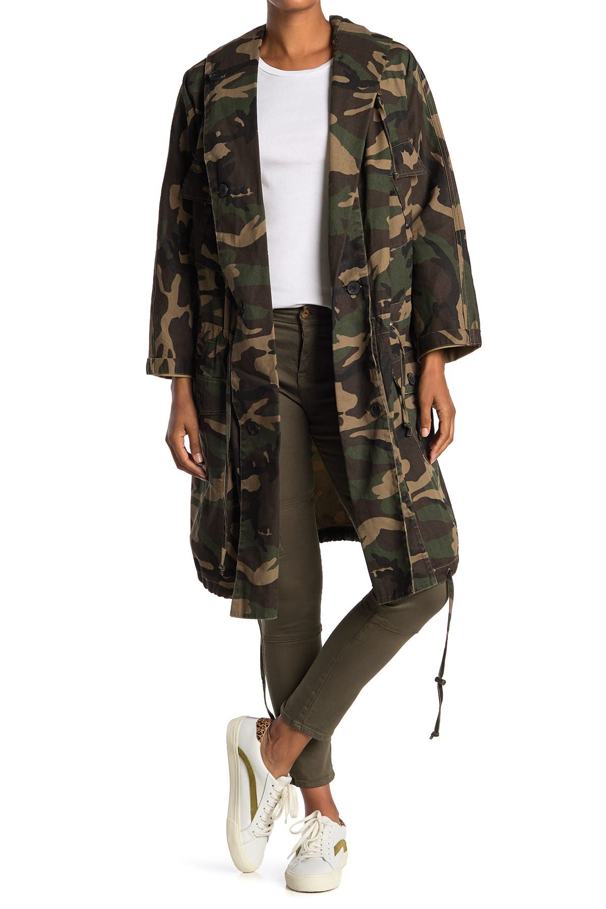 Image of NSF CLOTHING Callie Cocoon Jacket