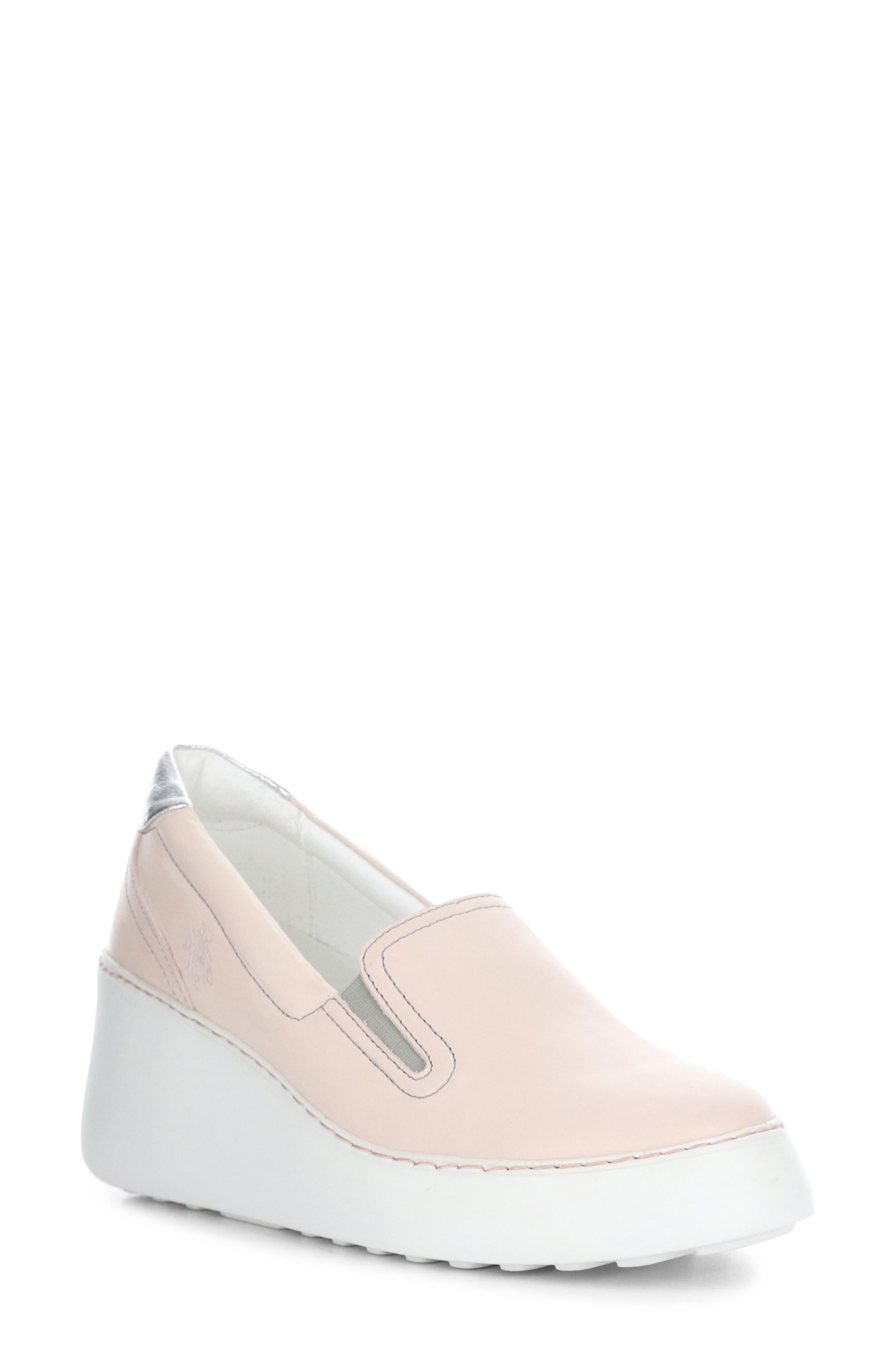 Deca Wedge Sneaker