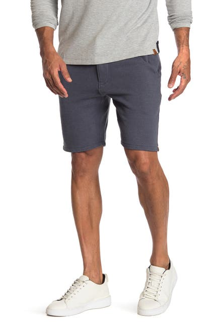Image of Fundamental Coast Beach Day Drawstring Fleece Shorts