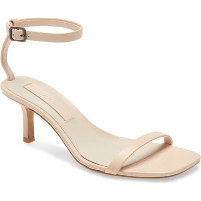 Imagine Vince Camuto Zeva Ankle Strap Sandal- Beige