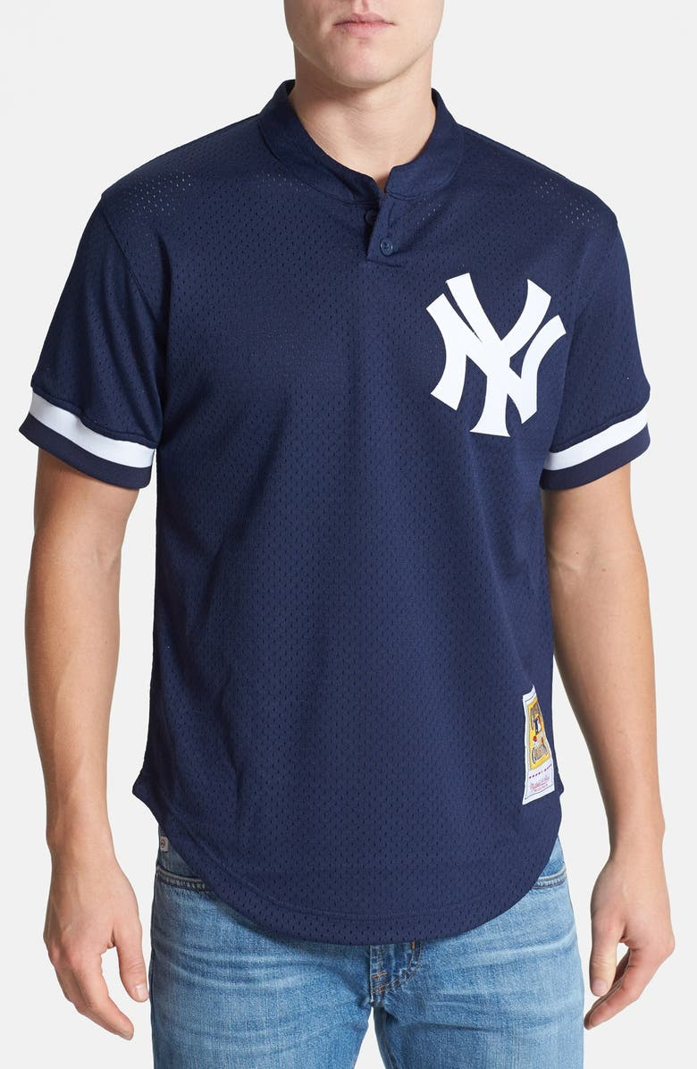 info for abdee 4fc73 Mitchell & Ness 'Wade Boggs - New York Yankees' Authentic ...