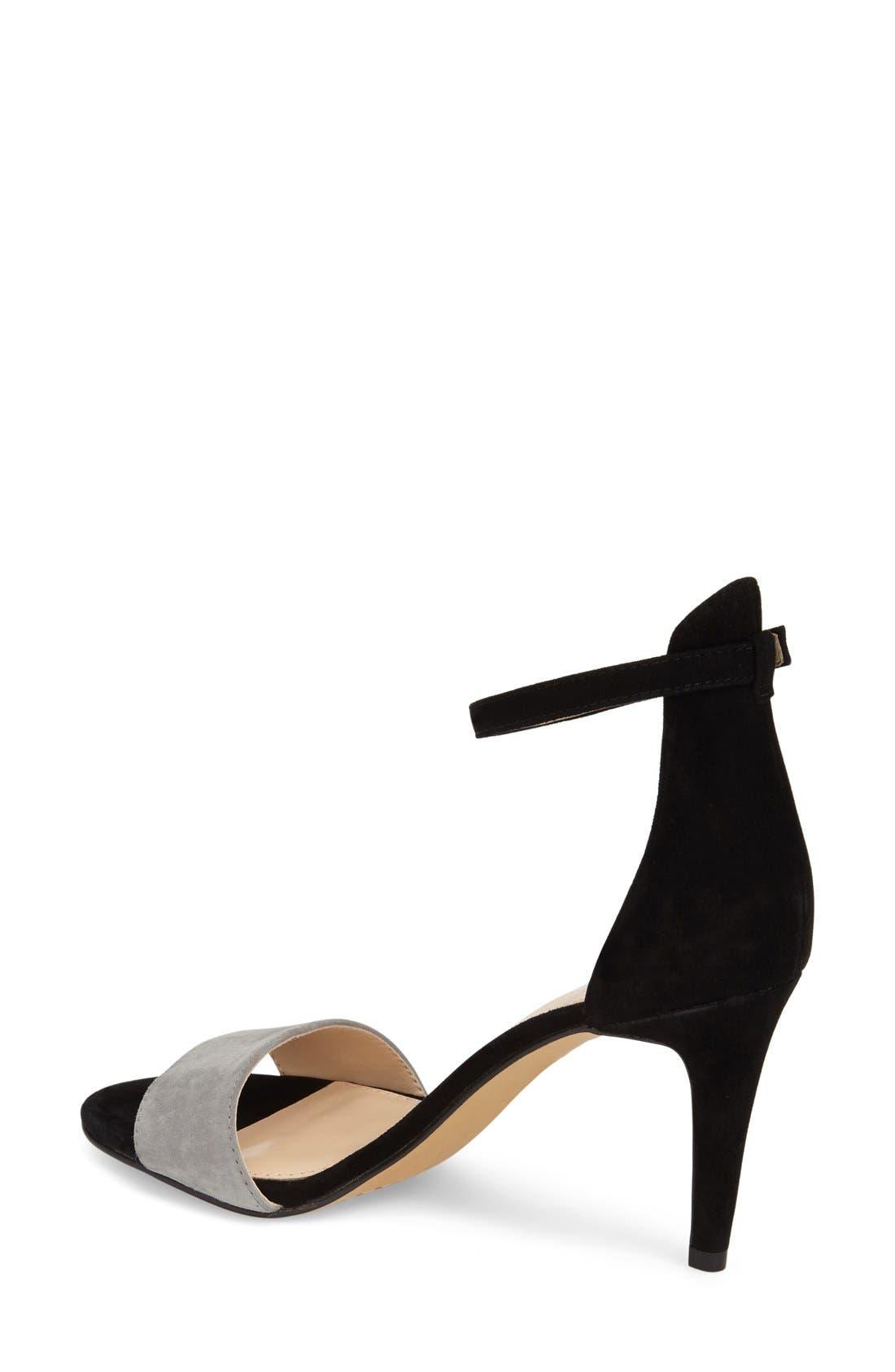 ,                             'Court' Ankle Strap Sandal,                             Alternate thumbnail 42, color,                             050