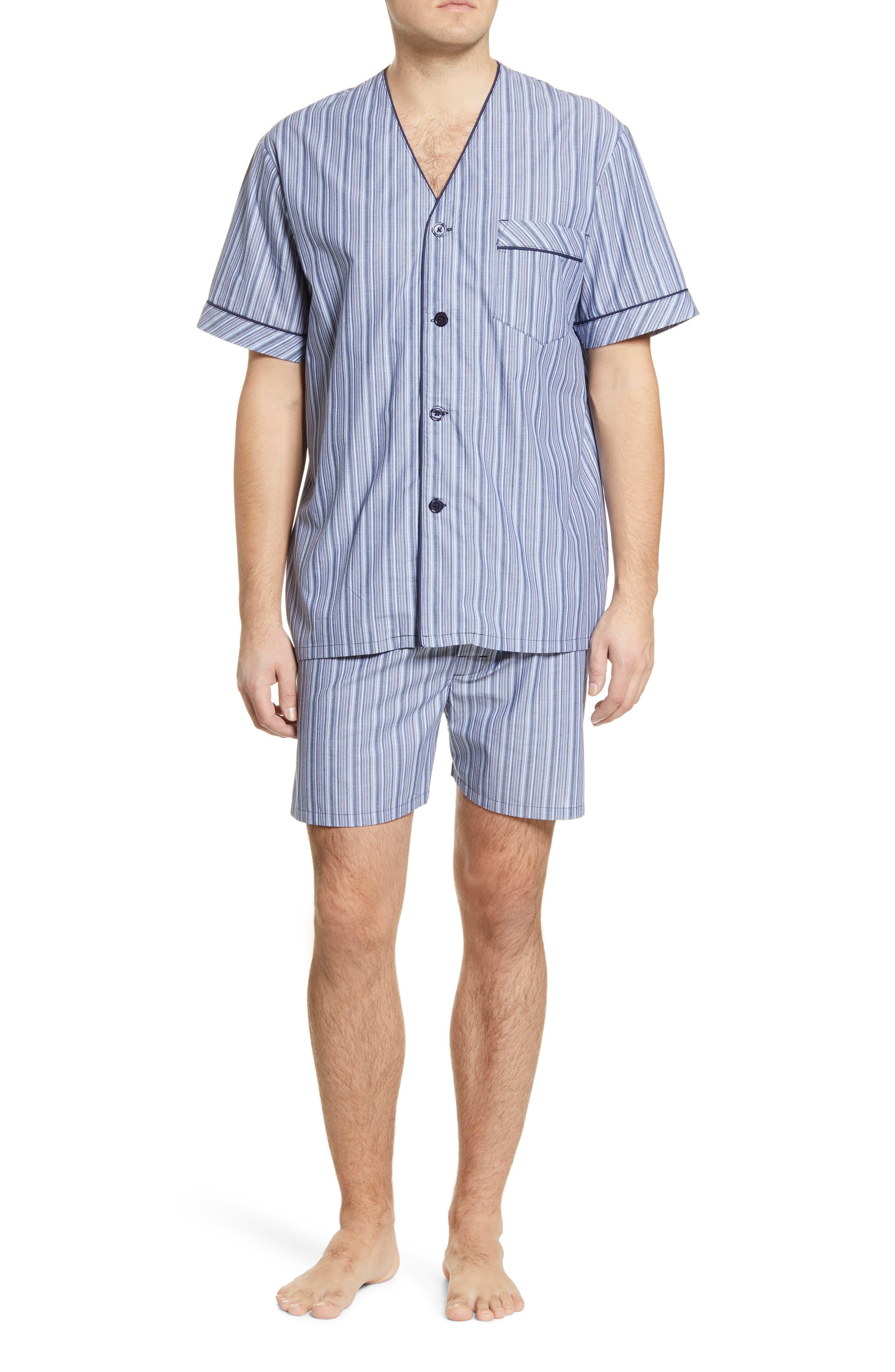 Bedford Cotton Short Pajamas