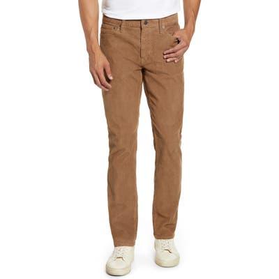 Madewell Corduroy Slim Jeans, Beige