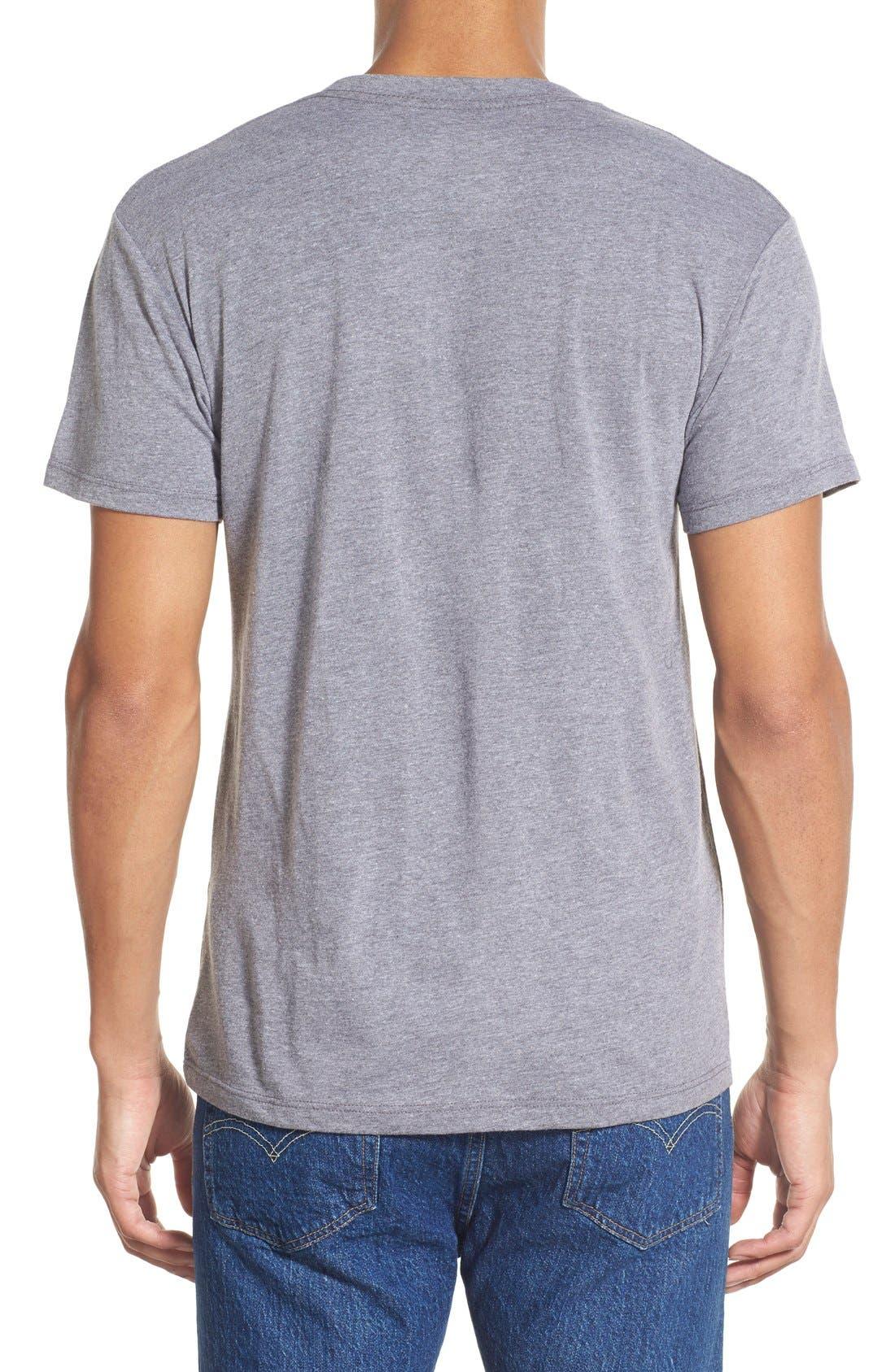 ,                             'Fry Day' Crewneck T-Shirt,                             Alternate thumbnail 7, color,                             020