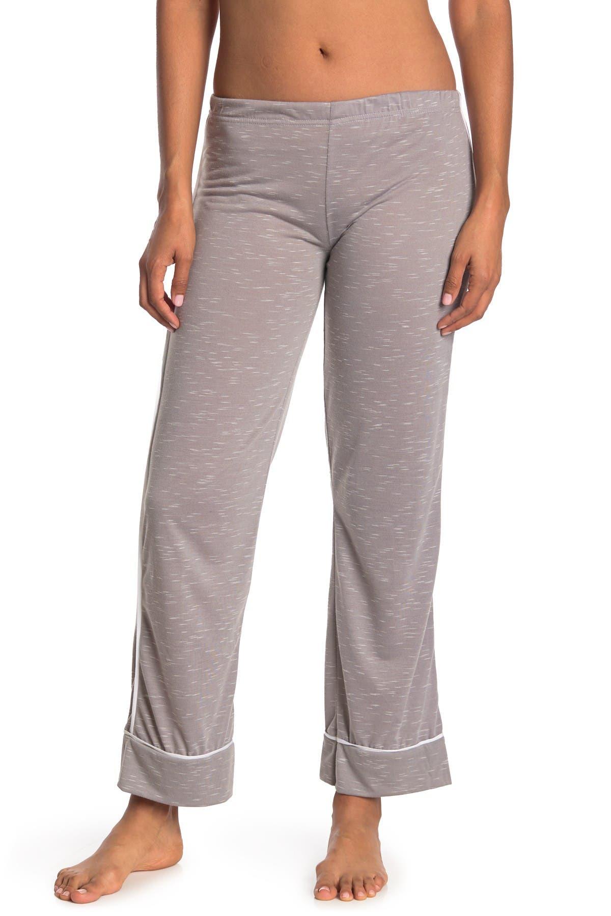 Image of Kathy Ireland Polka Dot Pajama Pants