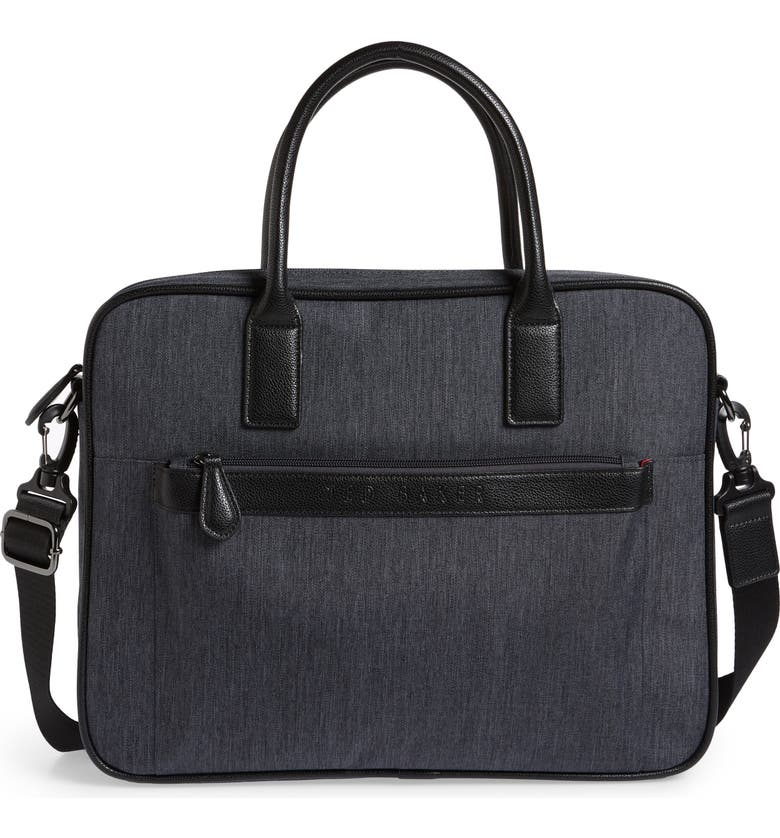 TED BAKER LONDON Airees Document Bag, Main, color, 020