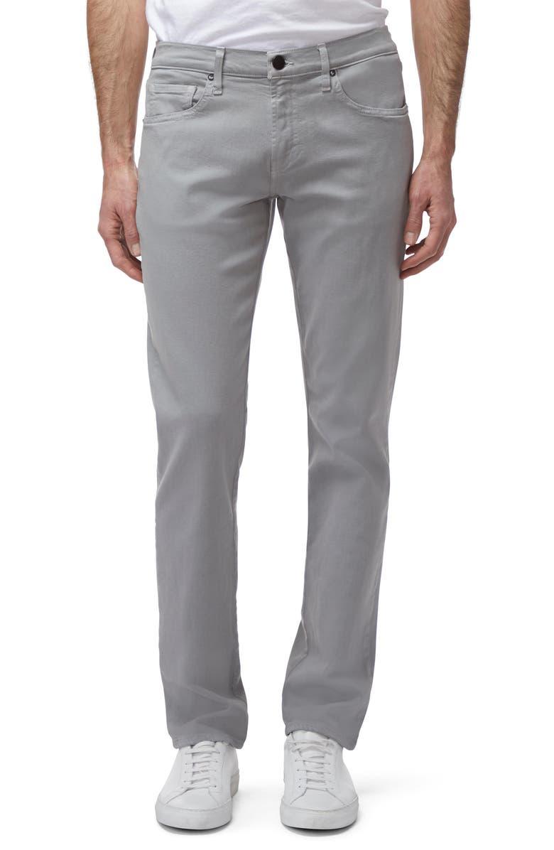 J BRAND Tyler Slim Fit Jeans, Main, color, GRIHT