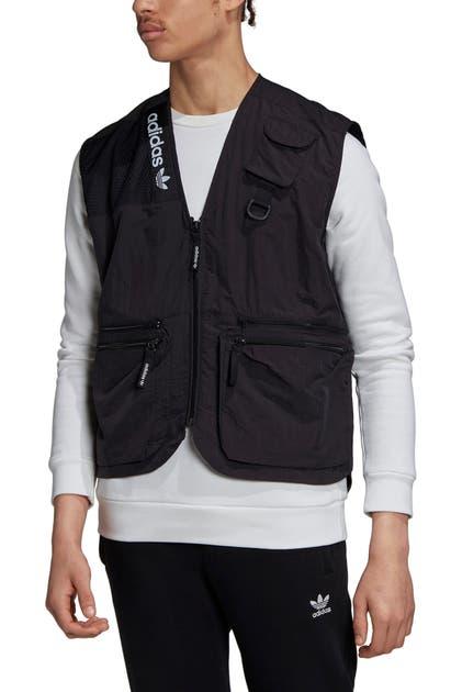 Adidas Originals ADVENTURE TRAIL NYLON & MESH VEST