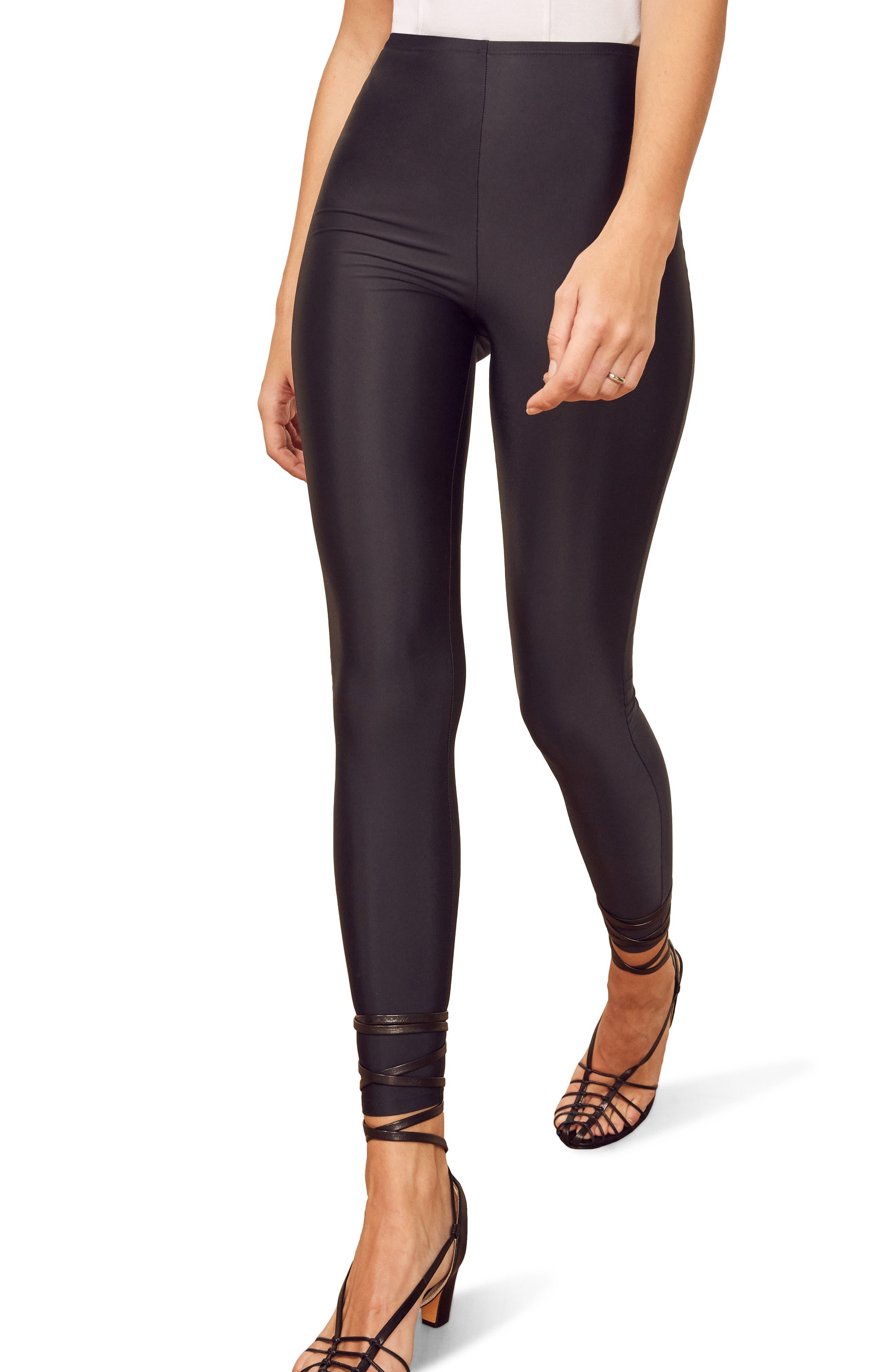 Skye Leggings, Main, color, BLACK
