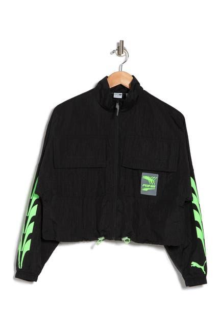 Image of PUMA Evide Woven Track Jacket