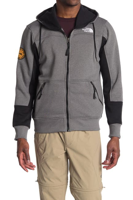 Image of The North Face Graphic Collection Zip Fleece Hoodie