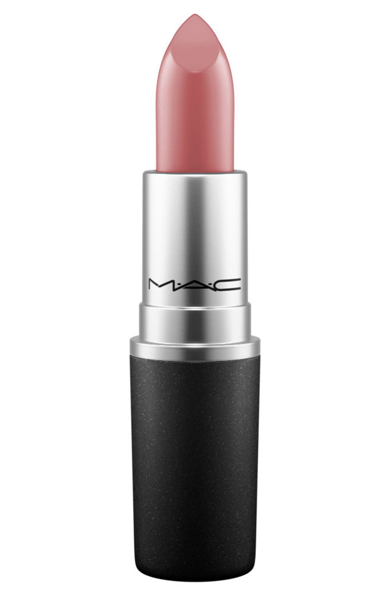 ,                             MAC Strip Down Nude Lipstick,                             Main thumbnail 146, color,                             195