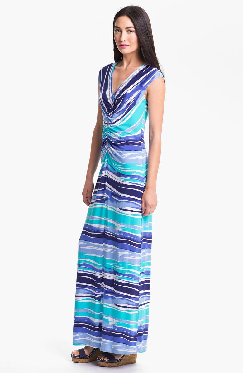 TOMMY BAHAMA 'Rising Tide' Maxi Dress, Main, color, 400