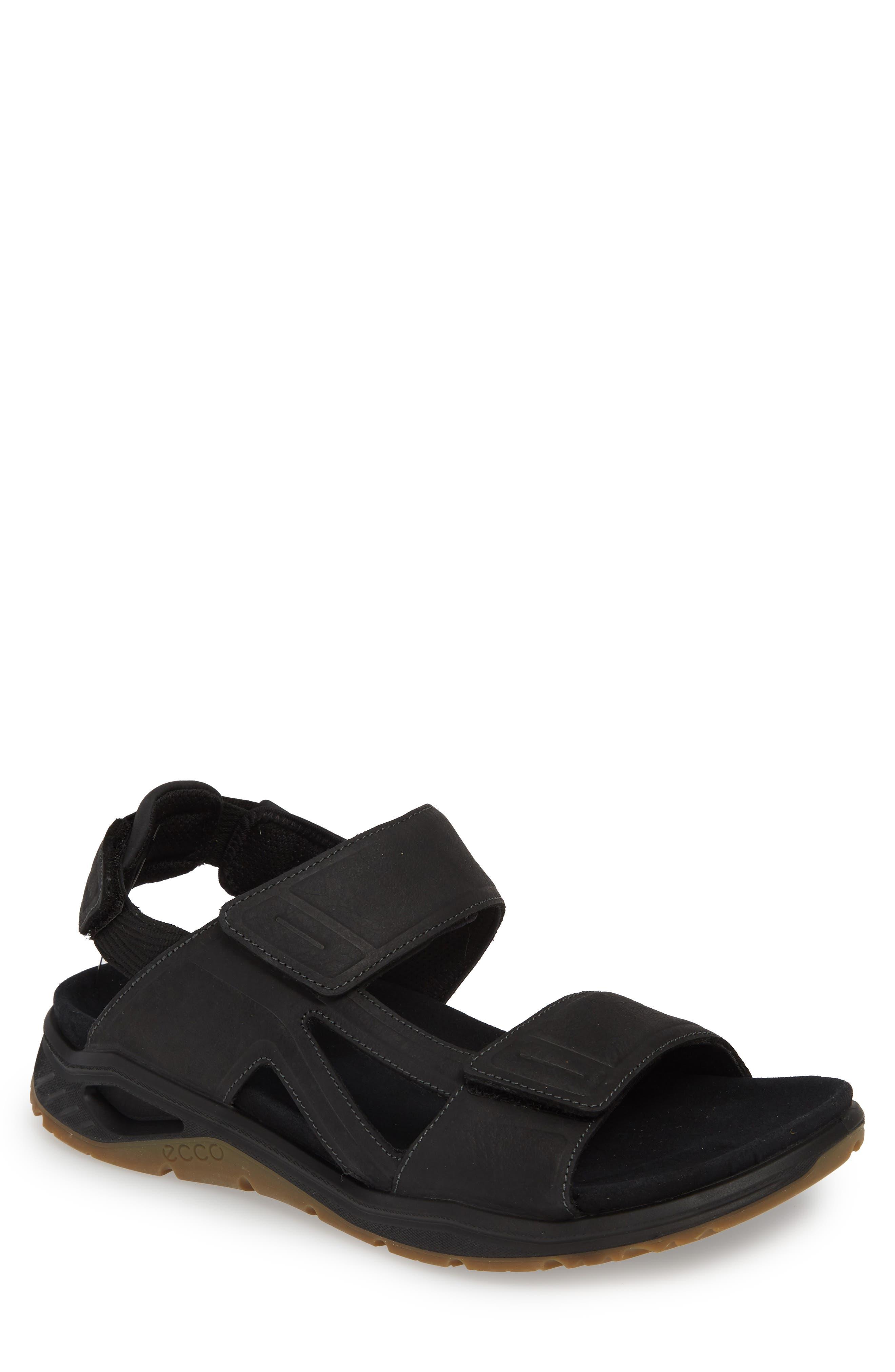 UPC 809704880655 product image for Men's Ecco X-Trinsic Sandal, Size 14-14.5US / 48EU - Beige | upcitemdb.com
