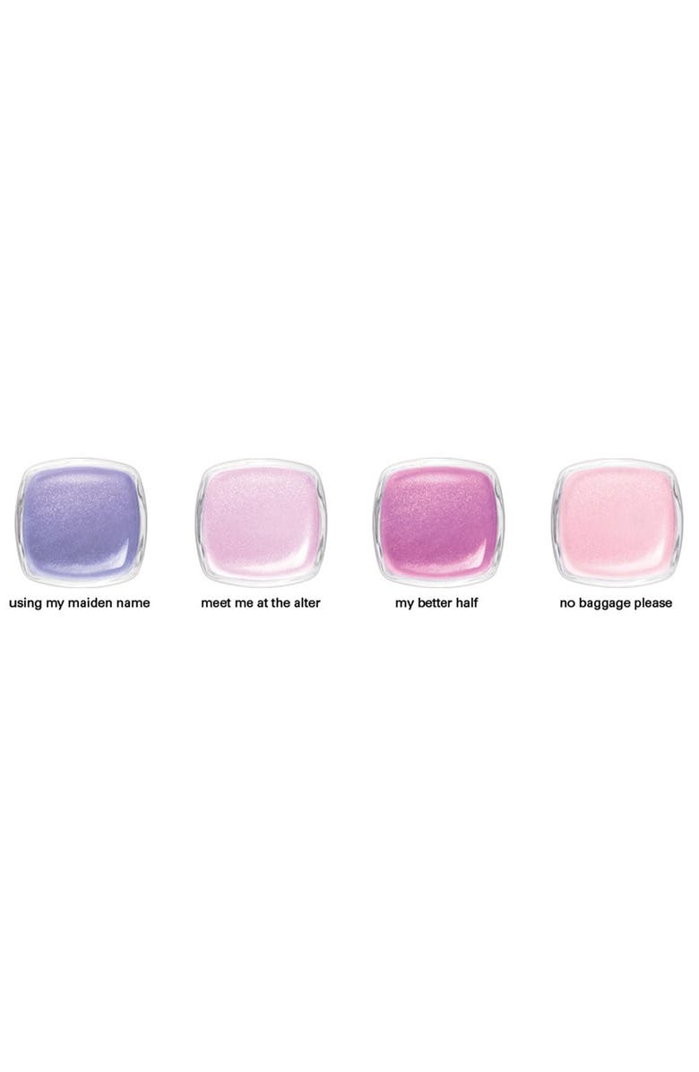 essie® Wedding Collection Nail Polish | Nordstrom
