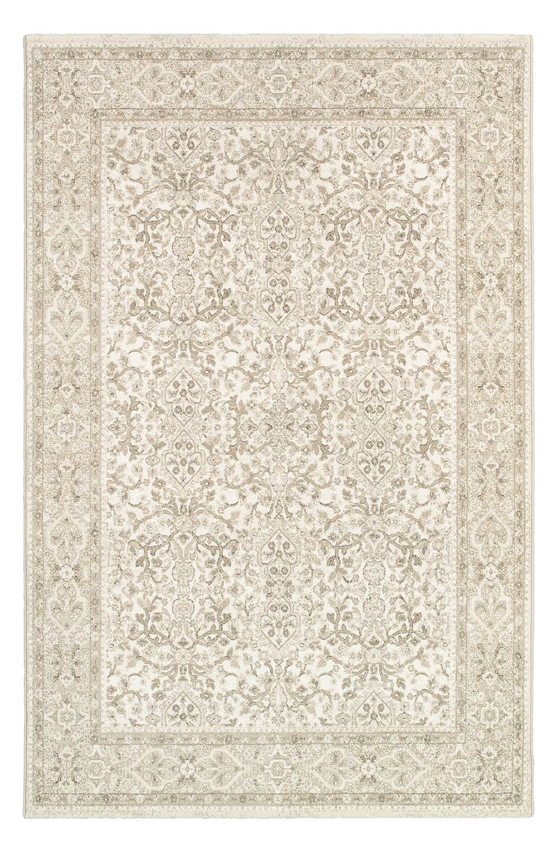 COURISTAN St. Tropez Indoor/Outdoor Rug, Main, color, CHAMPAGNE/ PEARL
