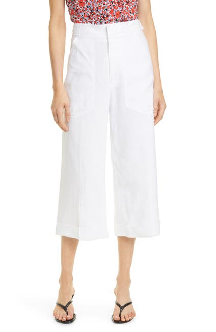 Image of Equipment Kalil Culottes Pants