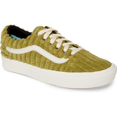 Vans Comfycush Old Skool Sneaker, Green