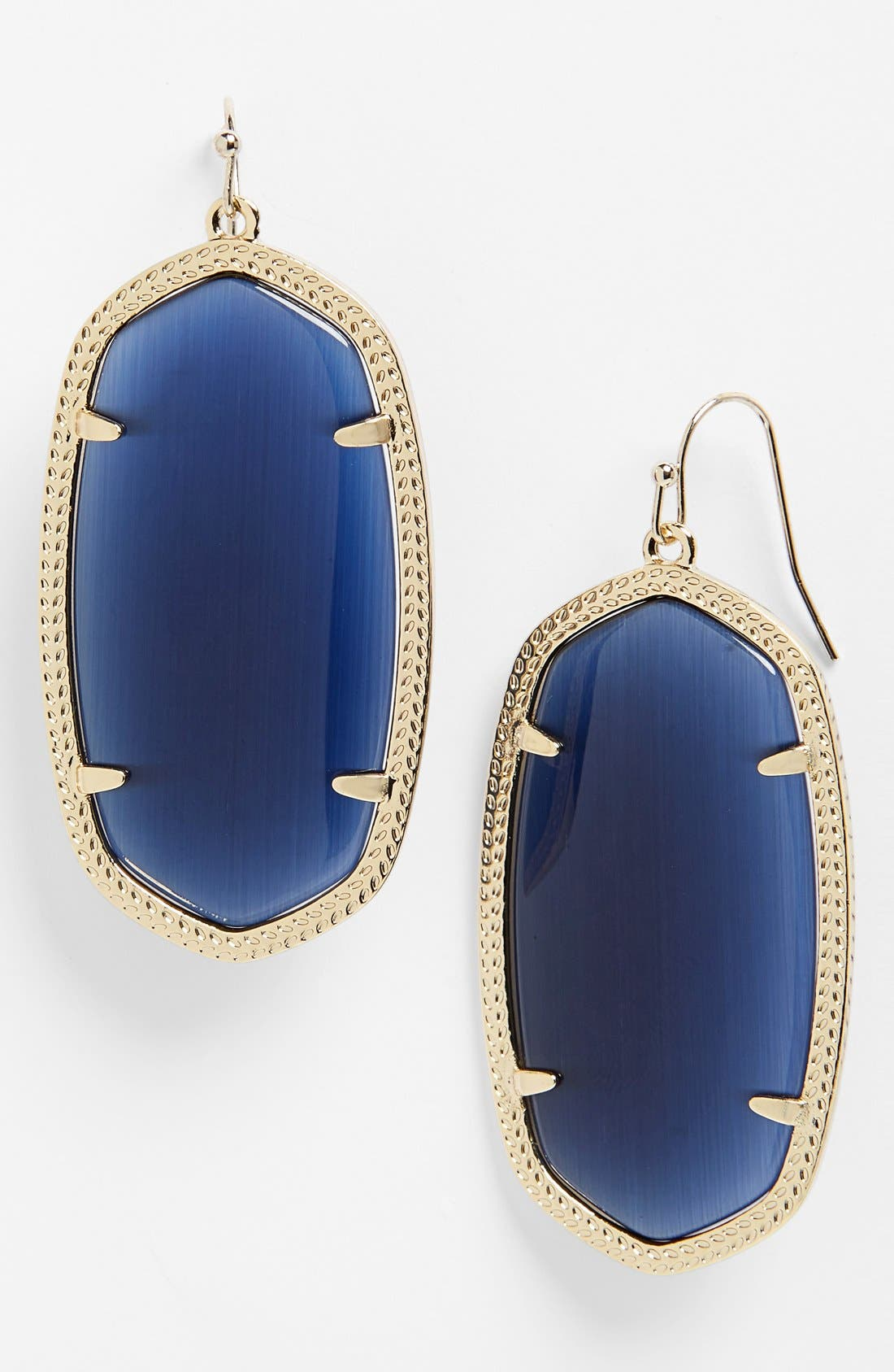 ,                             'Danielle' Oval Statement Earrings,                             Main thumbnail 27, color,                             400