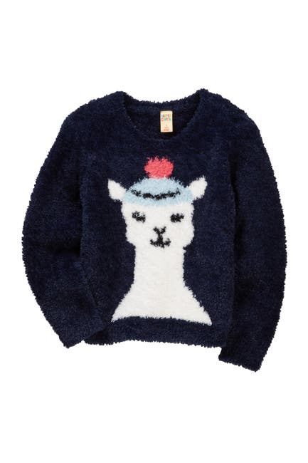 Image of Harper Canyon Icon Faux Fur Sweater