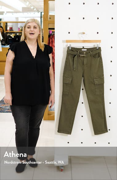 Good Legs Ankle Cargo Pants, sales video thumbnail