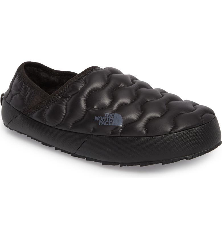 THE NORTH FACE ThermoBall<sup>™</sup> Water-Resistant Traction slipper, Main, color, 001