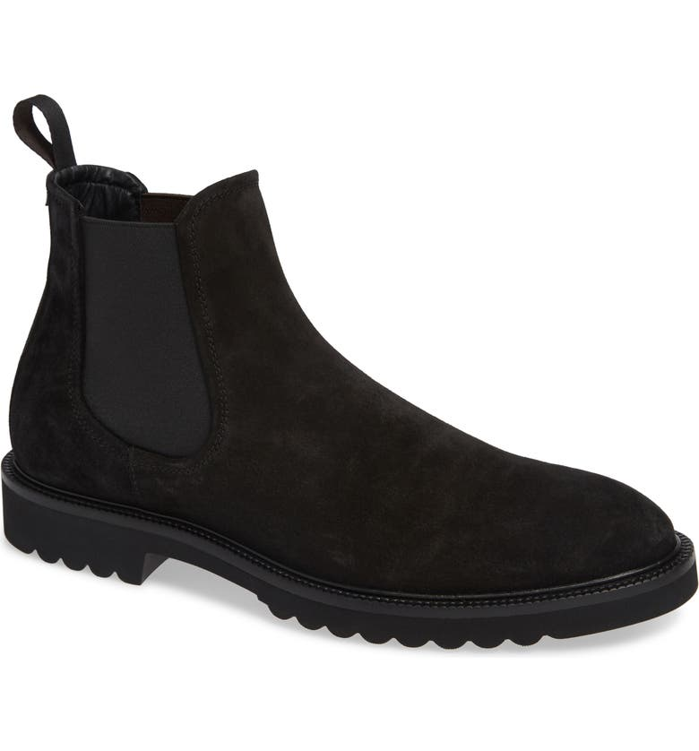 GOOD MAN BRAND Lugged Chelsea Boot, Main, color, 001