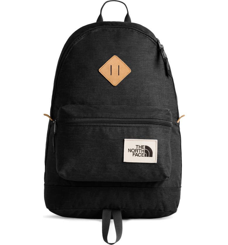 THE NORTH FACE Berkeley Backpack, Main, color, TNF BLACK