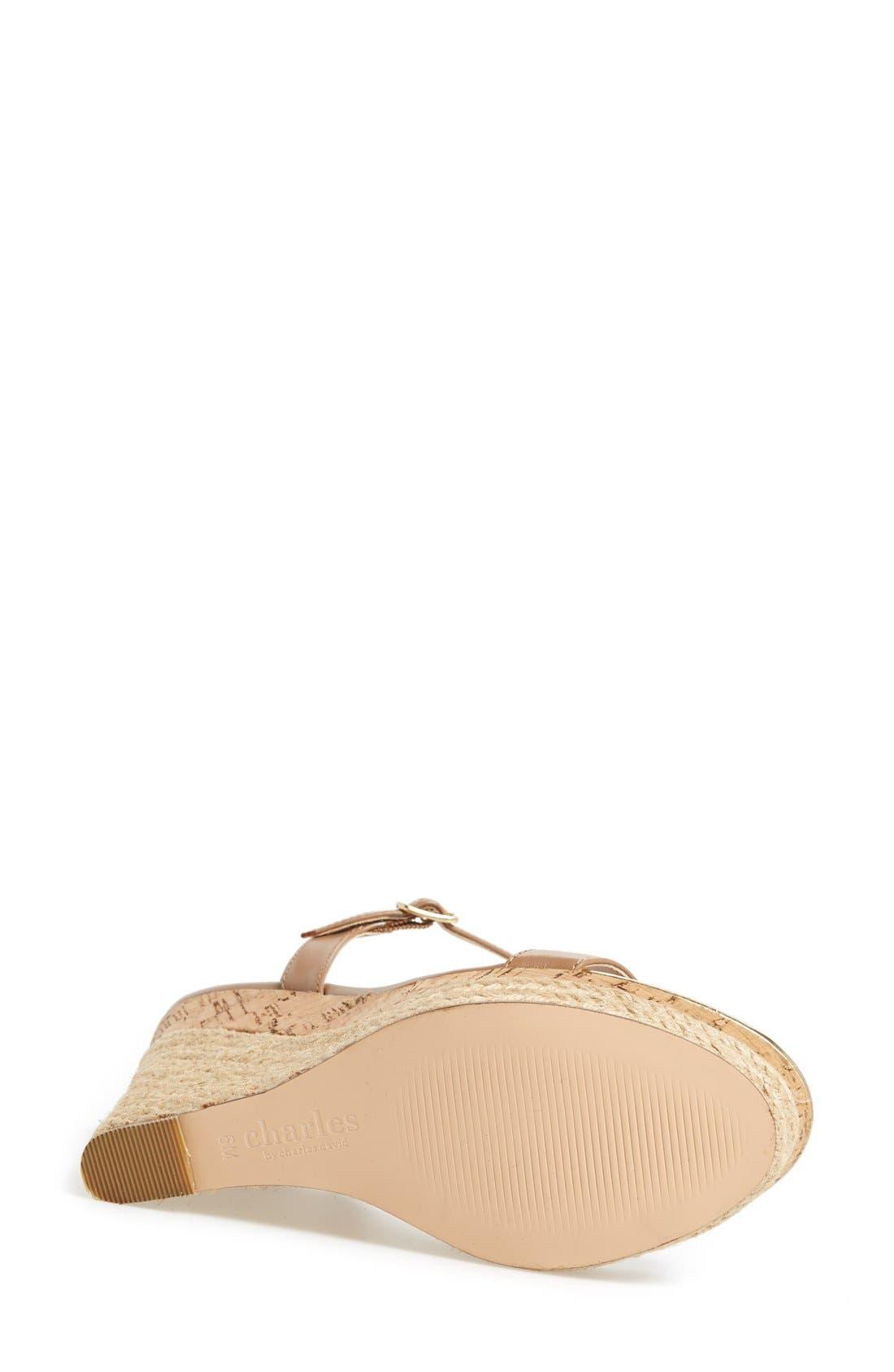 ,                             'Alabama' Espadrille Wedge Sandal,                             Alternate thumbnail 12, color,                             250