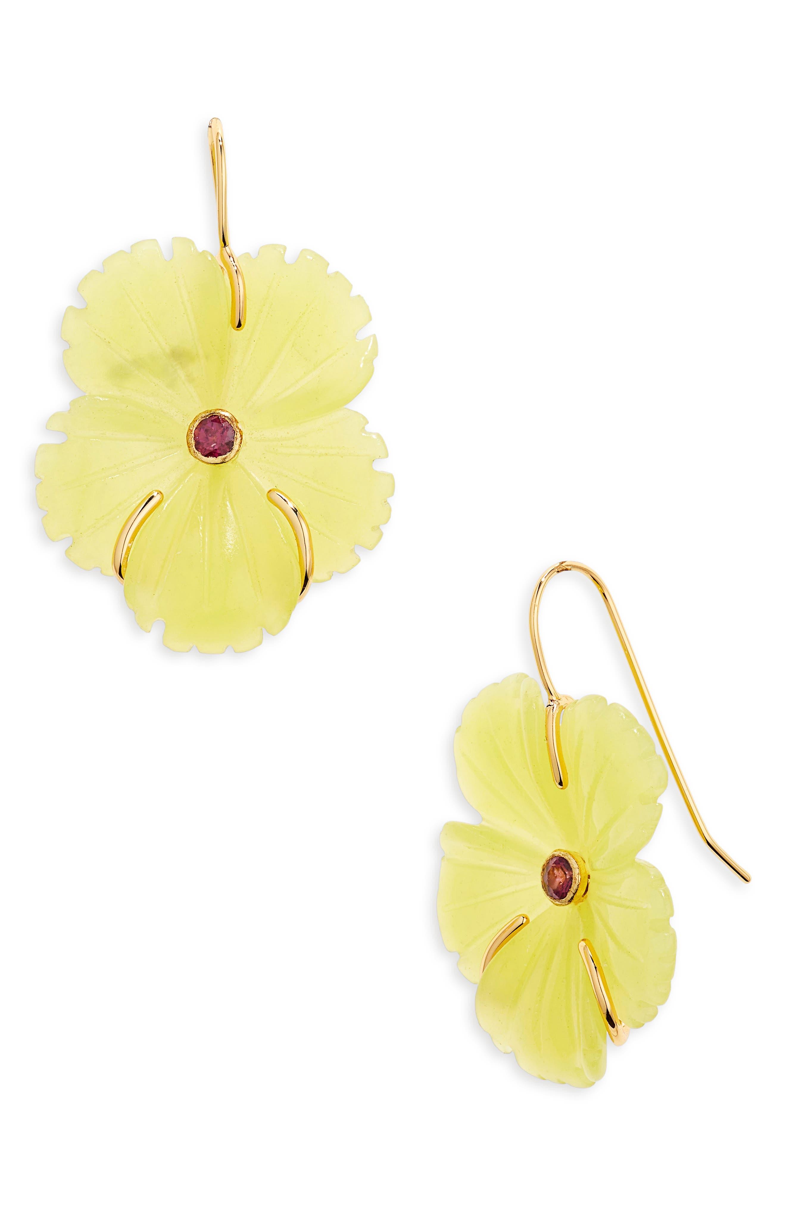 New Bloom Drop Earrings