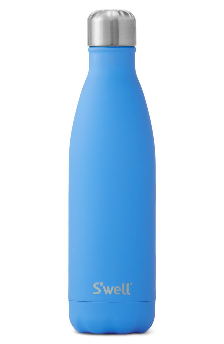 S'WELL Geyser 17-Ounce Insulated Stainless Steel Water Bottle, Main, color, GEYSER