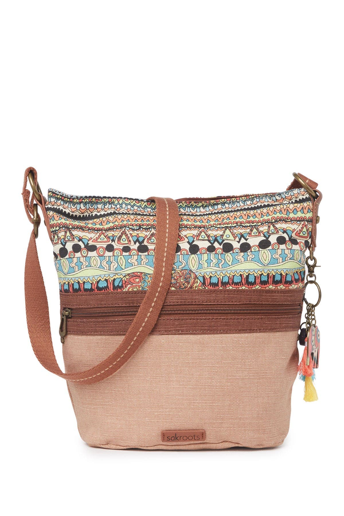 Image of The Sak Artist Circle Bucket Bag