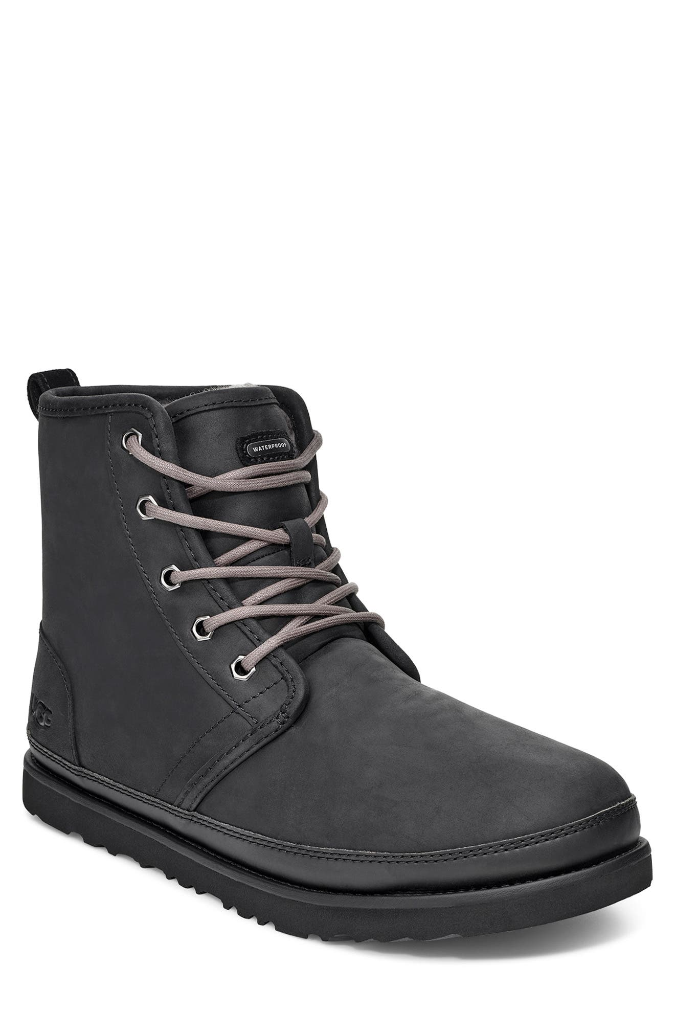 UGG® Harkley Plain Toe Waterproof Boot