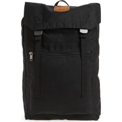 Fjallraven Foldsack No.1 Water Resistant Backpack - Black