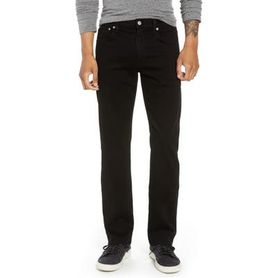 Citizens Of Humanity Perform - Sid Straight Leg Jeans, Black