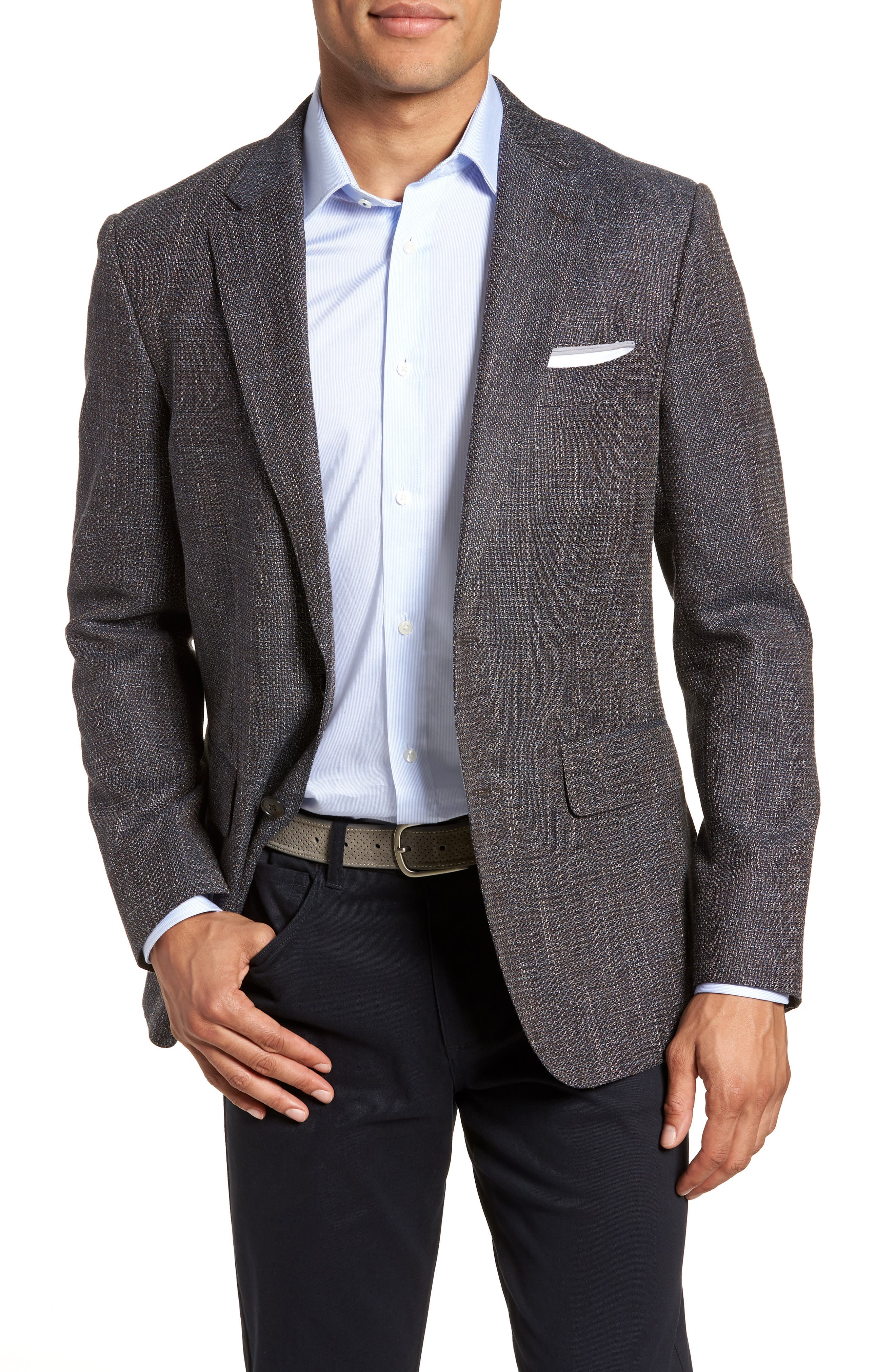 RODD AND GUNN Five Bridges Regular Fit Jacket at Nordstrom Rack