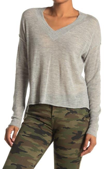 Image of NSF CLOTHING Keva V-Neck Sweater