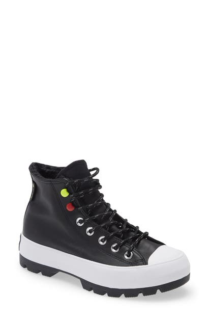 Converse High tops CHUCK TAYLOR ALL STAR GORE-TEX WATERPROOF LUGGED HIGH TOP SNEAKER