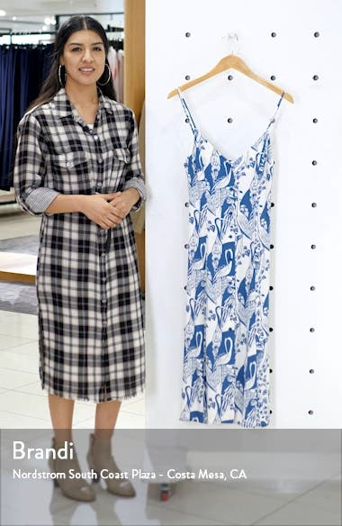 Gemstone Sleeveless Midi Dress, sales video thumbnail