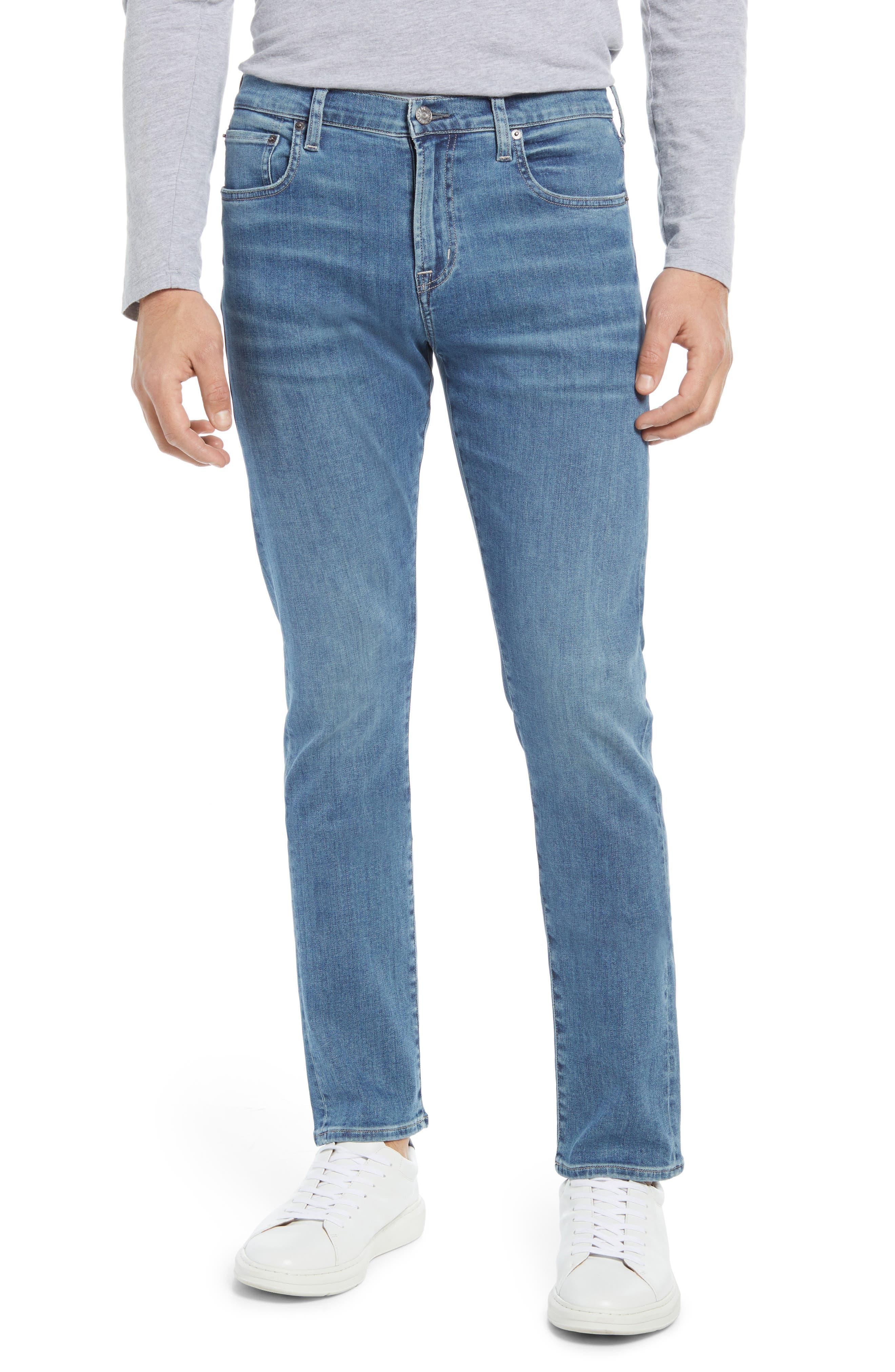 Maddox Slim Fit Stretch Jeans
