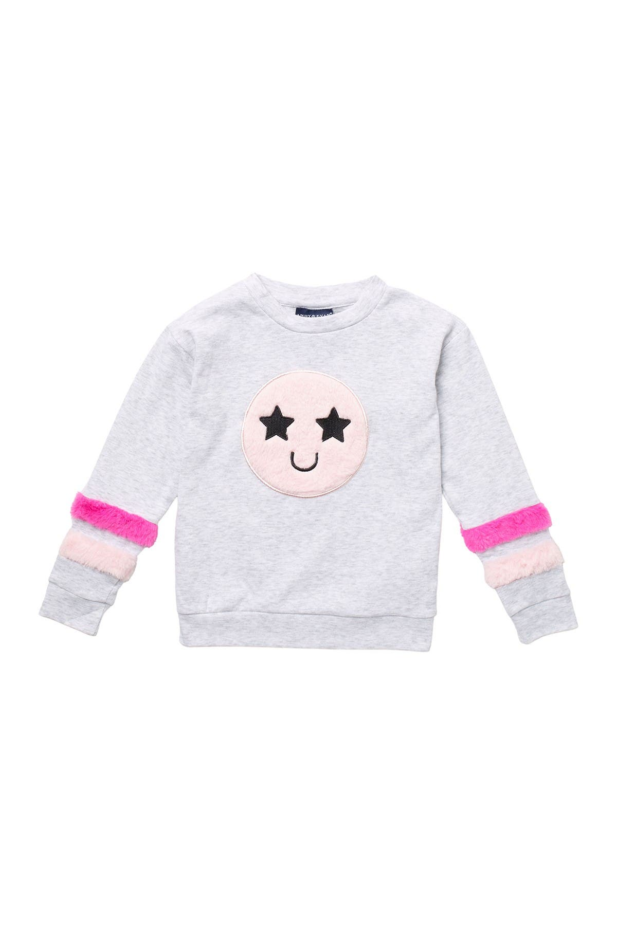 Image of Andy & Evan Long Sleeve Smiley Top