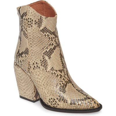 Alias Mae West Bootie, Grey