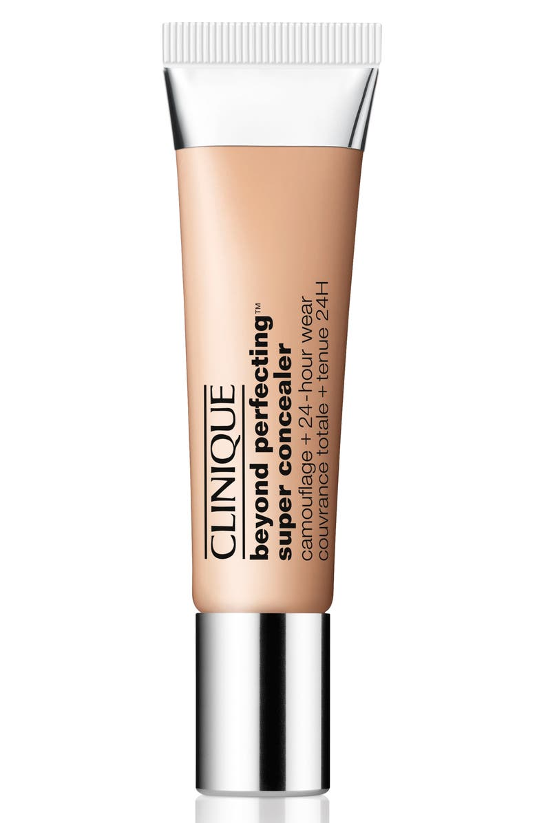CLINIQUE Beyond Perfecting Super Concealer Camouflage + 24-Hour Wear, Main, color, MODERATELY FAIR 10