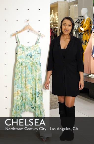 Judy Crescent Flounce Dress, sales video thumbnail