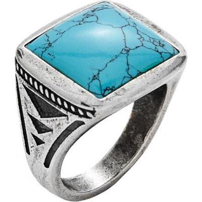 Degs & Sal Turquoise Ring