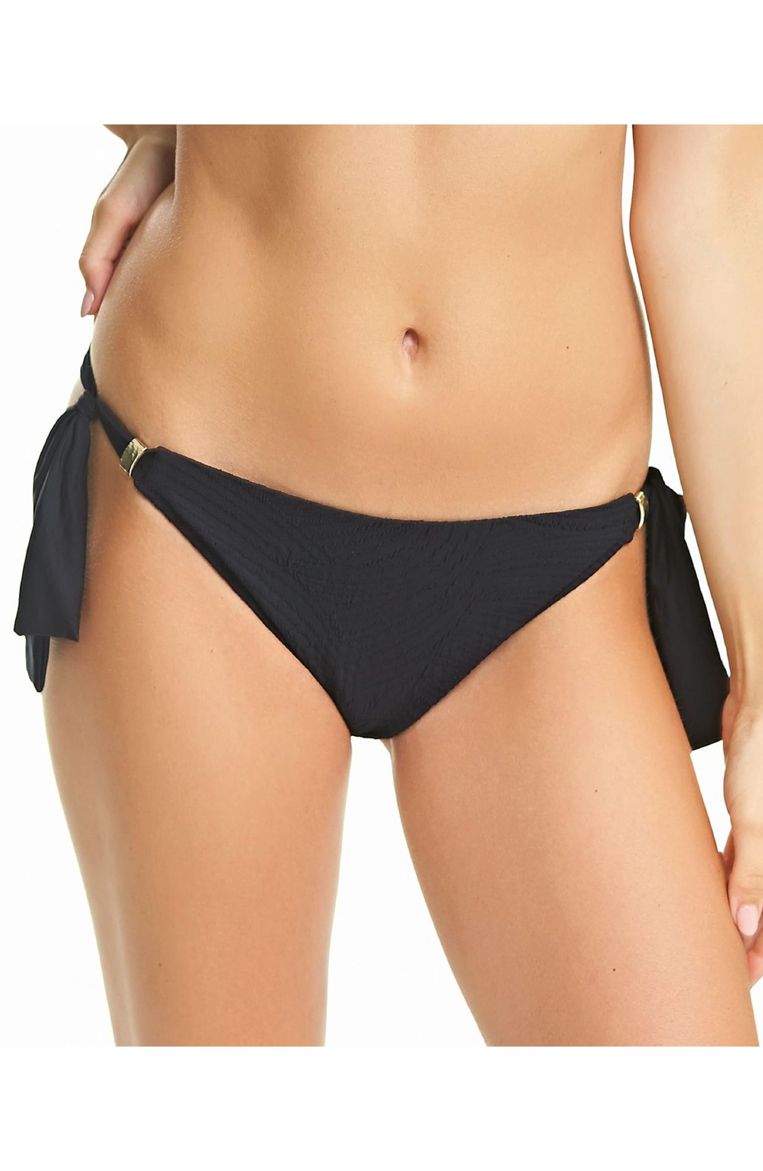 Ottawa Side Tie Bikini Bottoms
